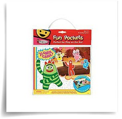 Fun Pockets Yo Gabba Gabba Fun Pocket