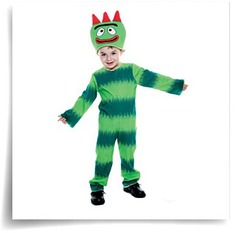 Specials Yo Gabba Gabba Brobee Toddler Costume