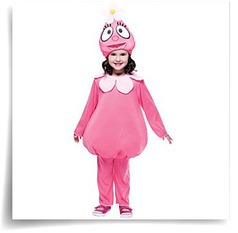 Specials Yo Gabba Gabba Foofa Toddler Costume
