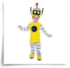 Specials Yo Gabba Gabba Plex Toddler Costume