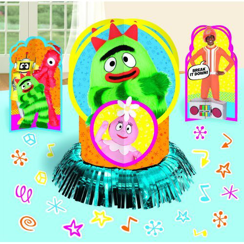 Yo Gabba Table Decorating Kit