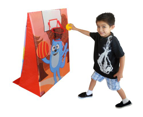 Yo Gabba Gabba 3-IN-1 Sport Center